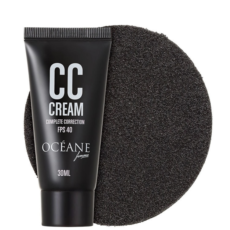 Kit Océane Femme CC Cream Complete Care (2 produtos)
