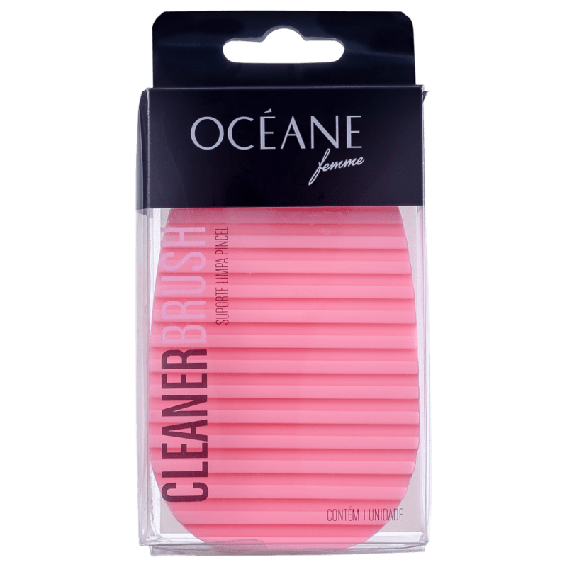 Océane Femme Cleaner Brush - Suporte para Limpeza de Pincel
