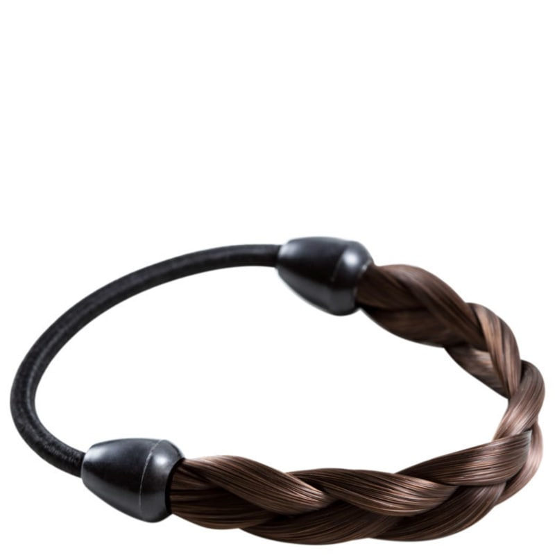 Océane Femme Complete My Look 125 Brown - Elástico para Cabelo com Aplique