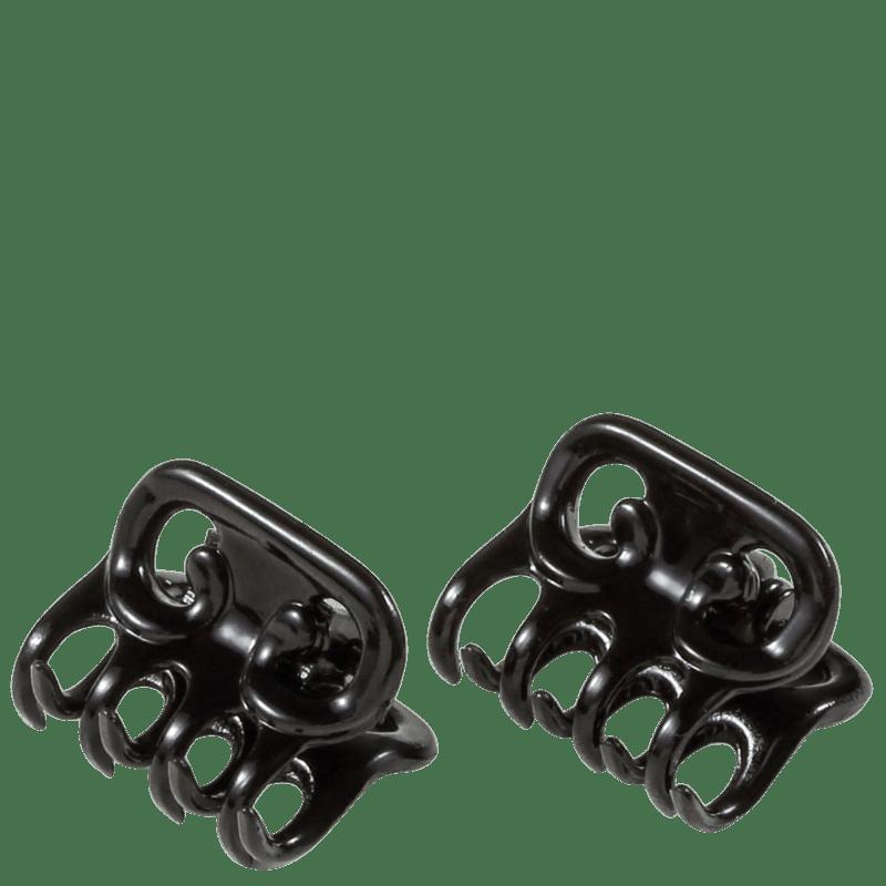 Océane Femme Complete My Look 148 Black - Mini Prendedor de Cabelo 12un