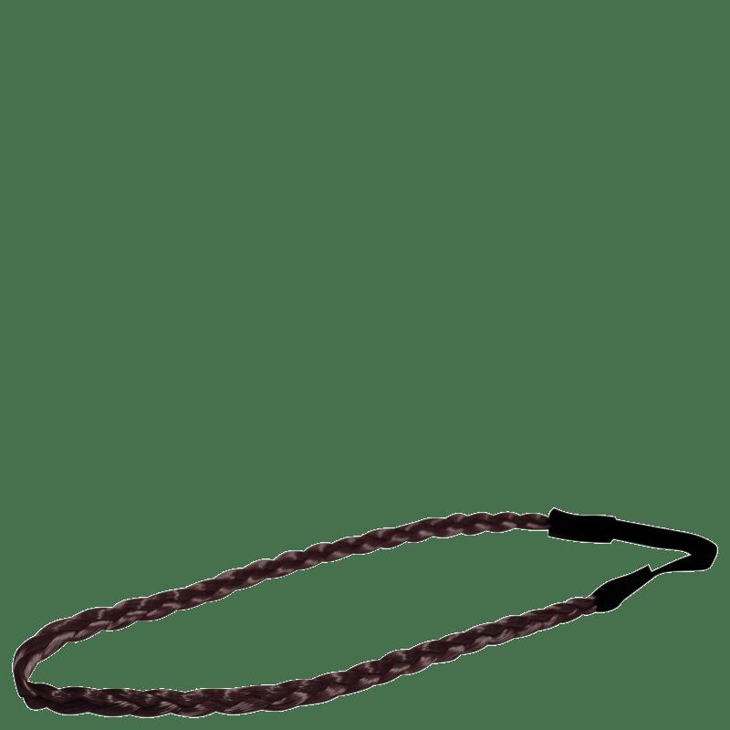 Océane Femme Complete My Look 178 Brown - Faixa de Cabelo Trançada