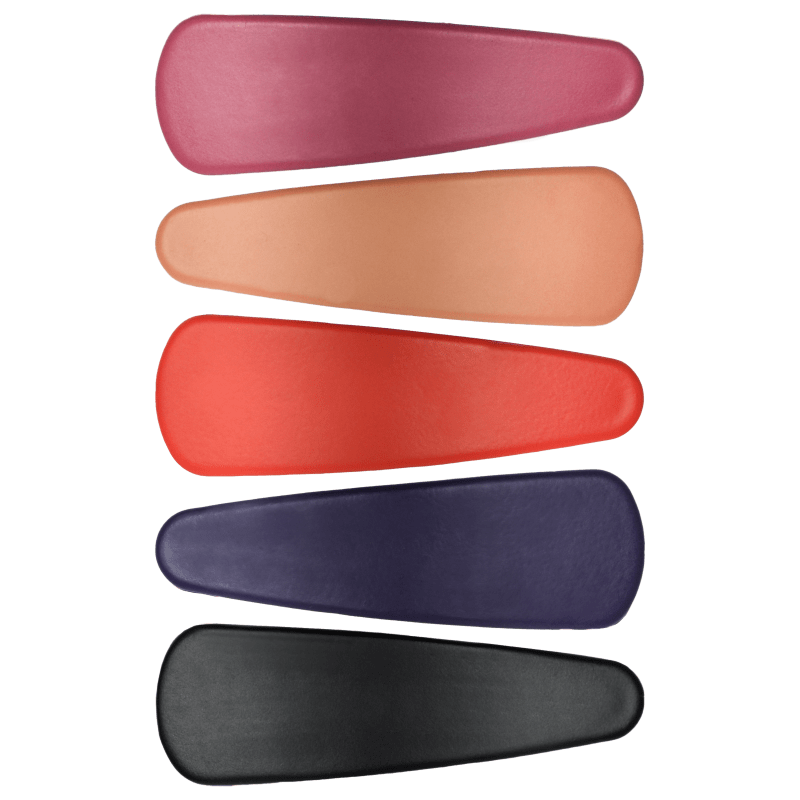 Océane Complete My Look 185 Multicolor - Tic-Tac de Cabelo (5 Unidades)