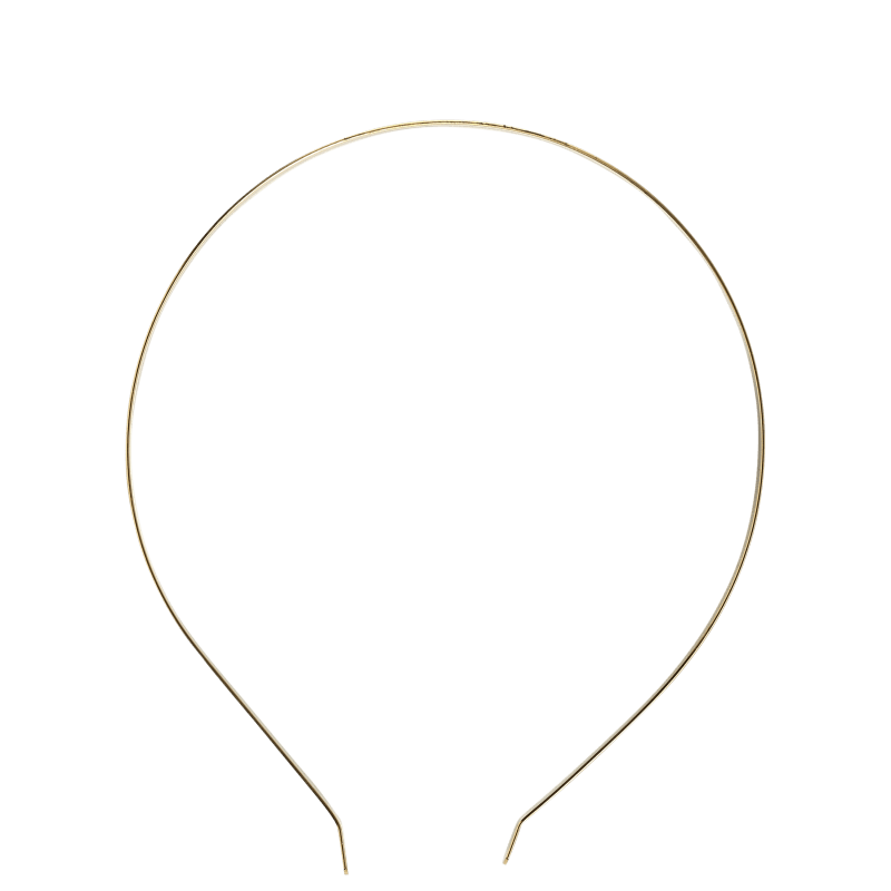 Océane Femme Complete My Look CML 116 Gold - Tiara de Cabelo