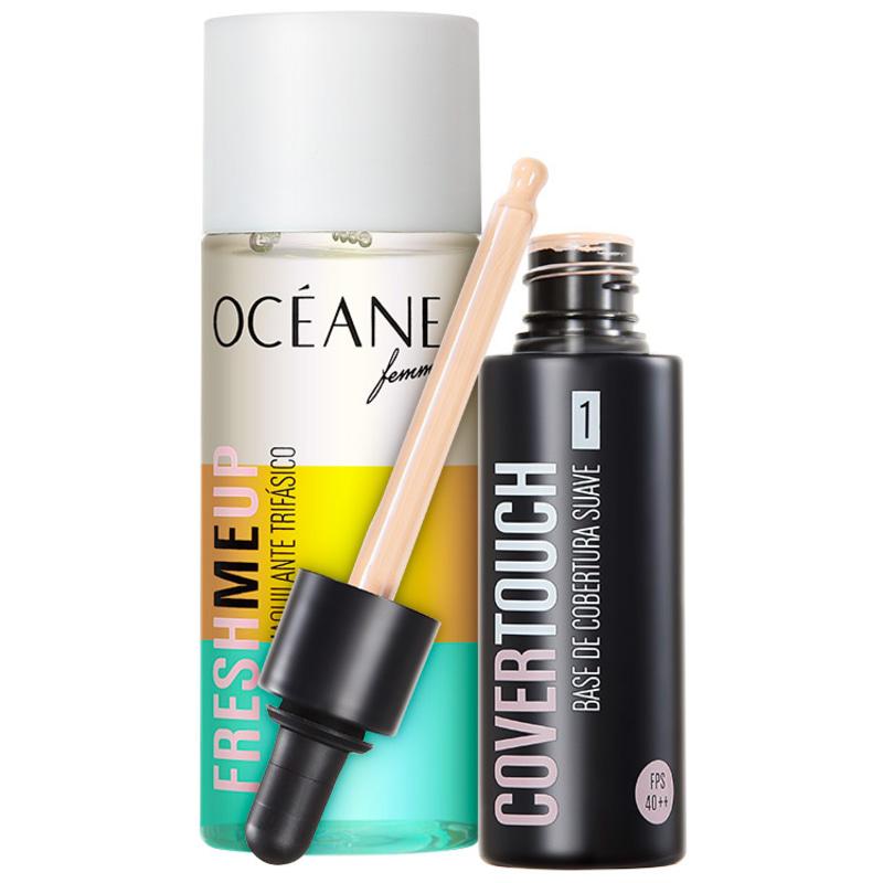 Kit Océane Femme Cover Touch 1 Fresh Me Up (2 produtos)