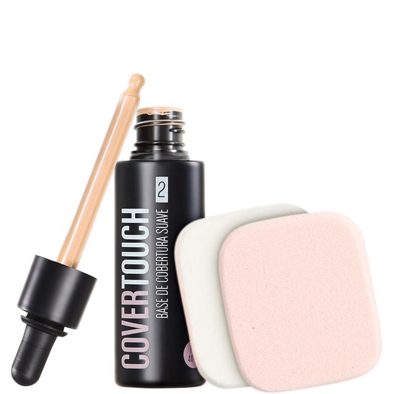 Kit Océane Femme Cover Touch 2 Natural Skin (2 produtos)