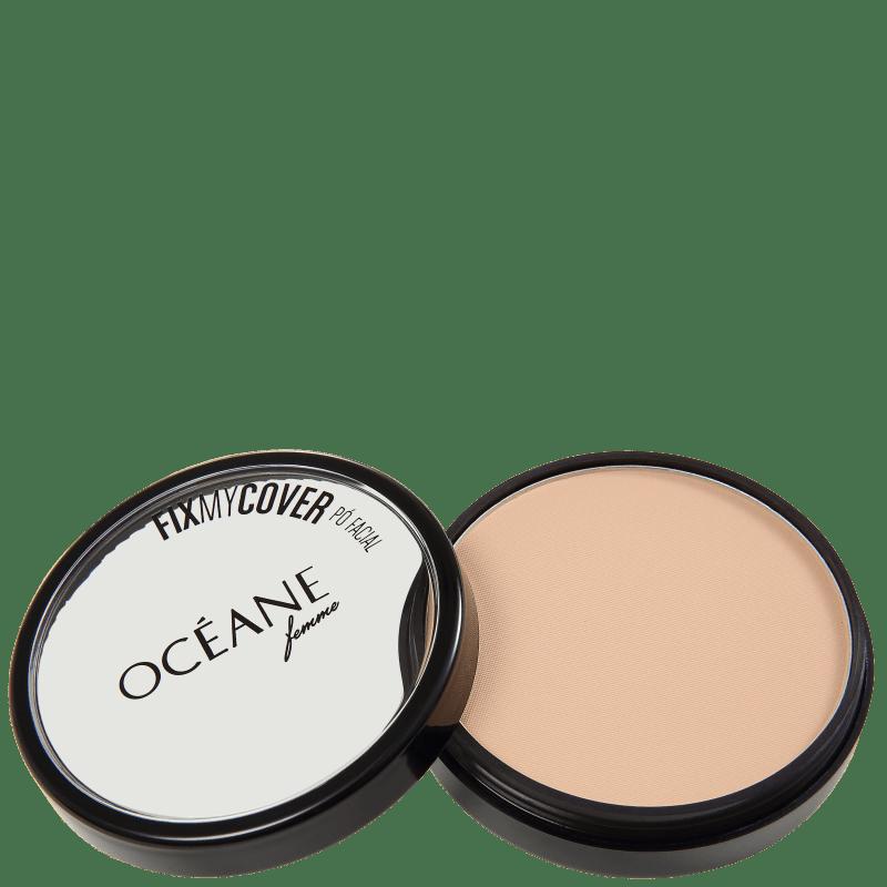 Océane Femme Fix My Cover 1 - Pó Compacto Matte 9,6g
