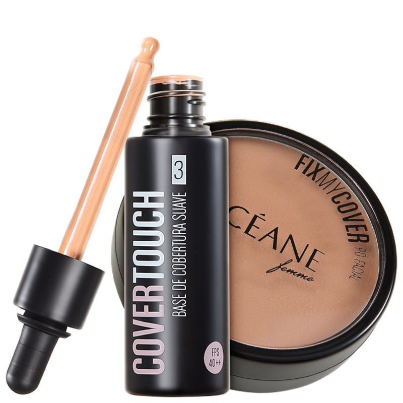 Kit Océane Femme Fix My Cover Touch 3 (2 produtos)