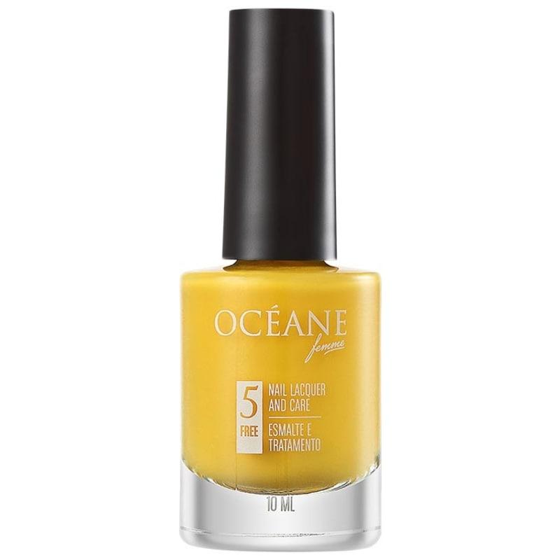 Océane Femme Nail Lacquer And Care Cheesy - Esmalte Cremoso 10ml