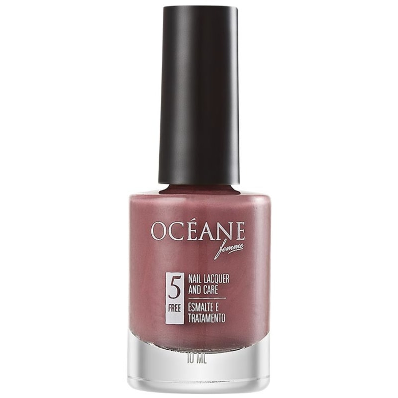 Océane Femme Nail Lacquer And Care Chloe - Esmalte Cremoso 10ml
