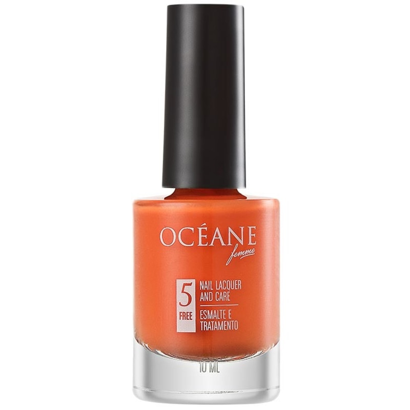 Océane Femme Nail Lacquer And Care Maxima - Esmalte Cremoso 10ml