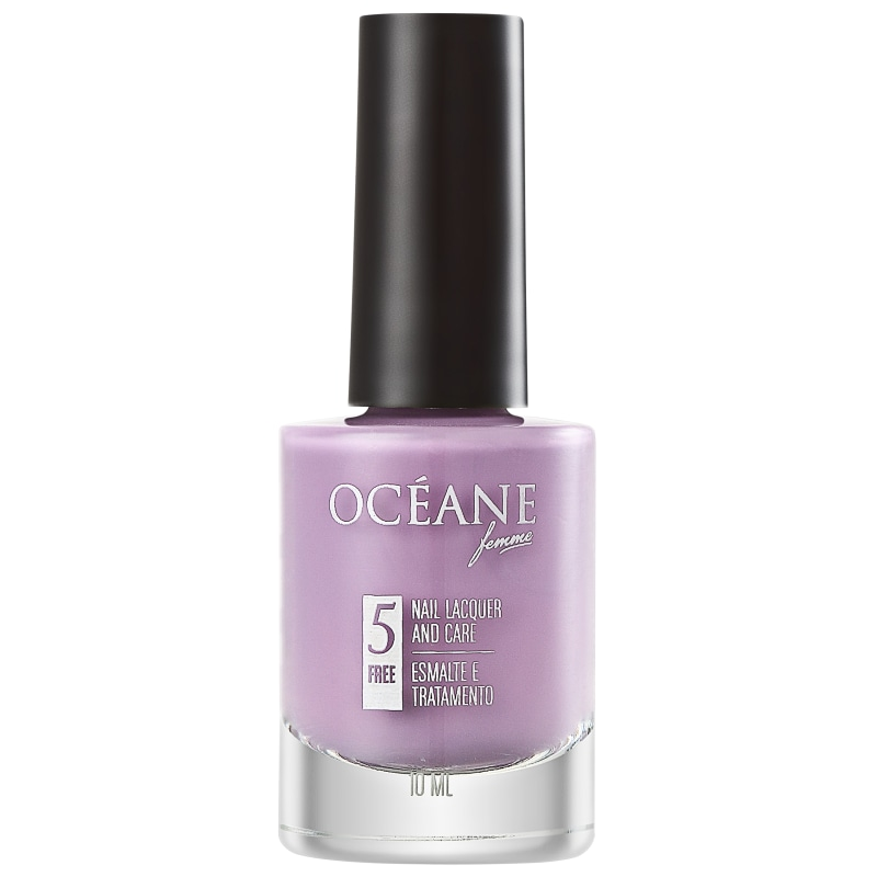 Océane Femme Nail Lacquer And Care Mytillo Tea - Esmalte Cremoso 10ml