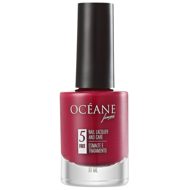Océane Femme Nail Lacquer And Care Pigalle - Esmalte Cremoso 10ml