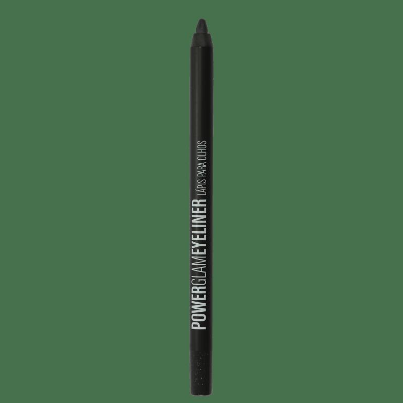 Power Glam Eyeliner Black Midnight - Lápis de Olho