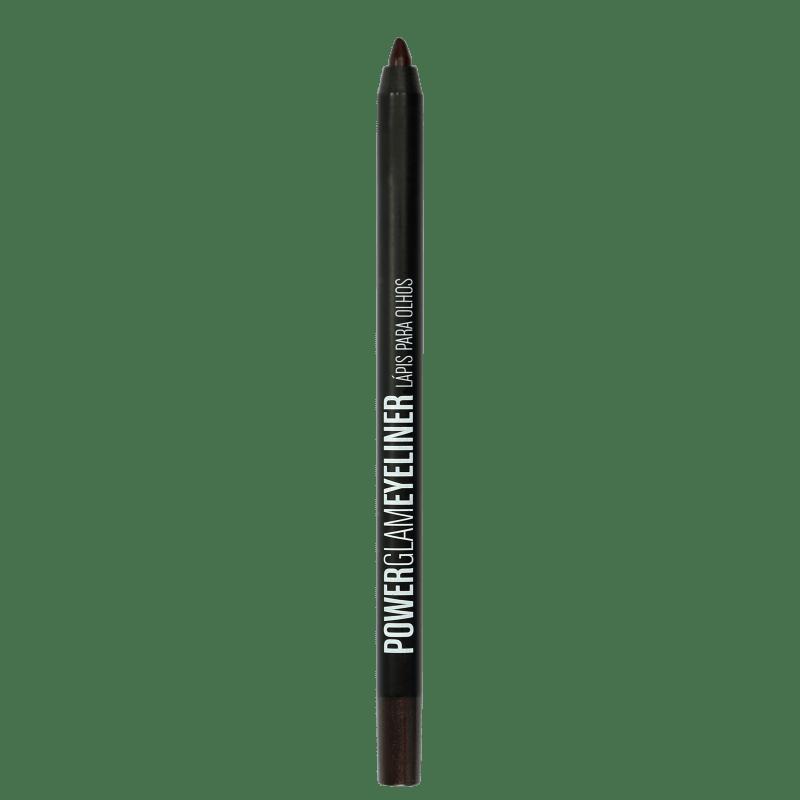 Power Glam Eyeliner Coffee - Lápis de Olho