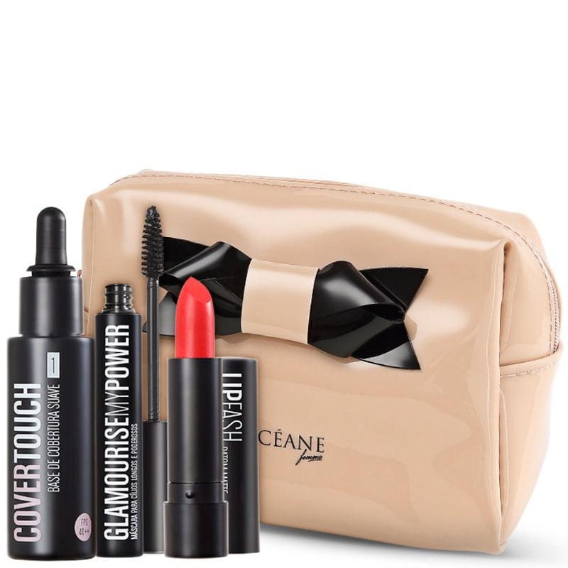 Kit Océane Femme Cover Touch 1 Glamourise Cassandra Starlet (4 produtos)