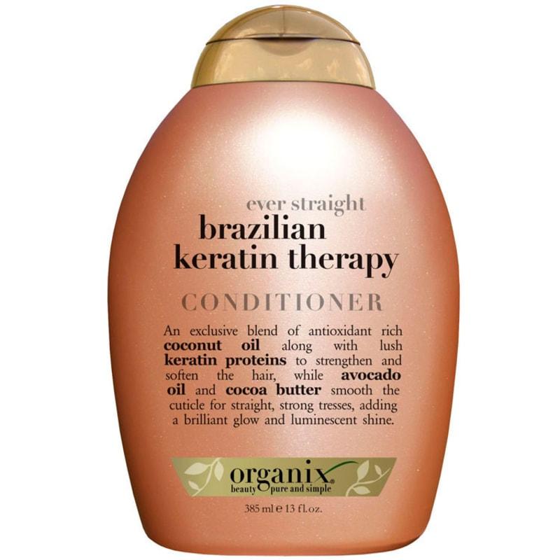 Organix Brazilian Keratin Condicionador 385ml
