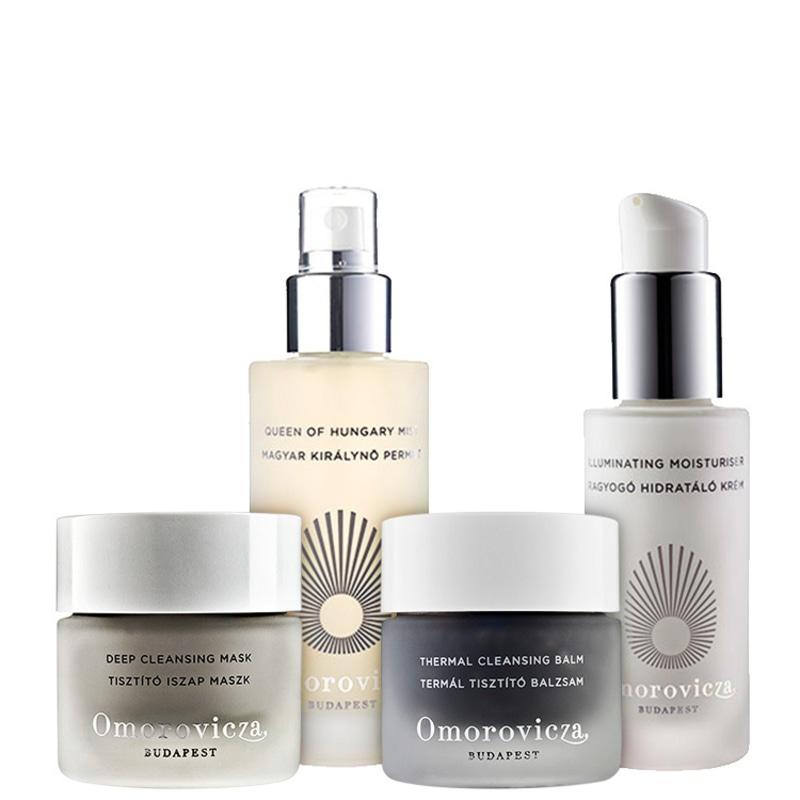 Omorovicza Sensitive Skin Kit - Pele Seca ou Sensível (4 Produtos)