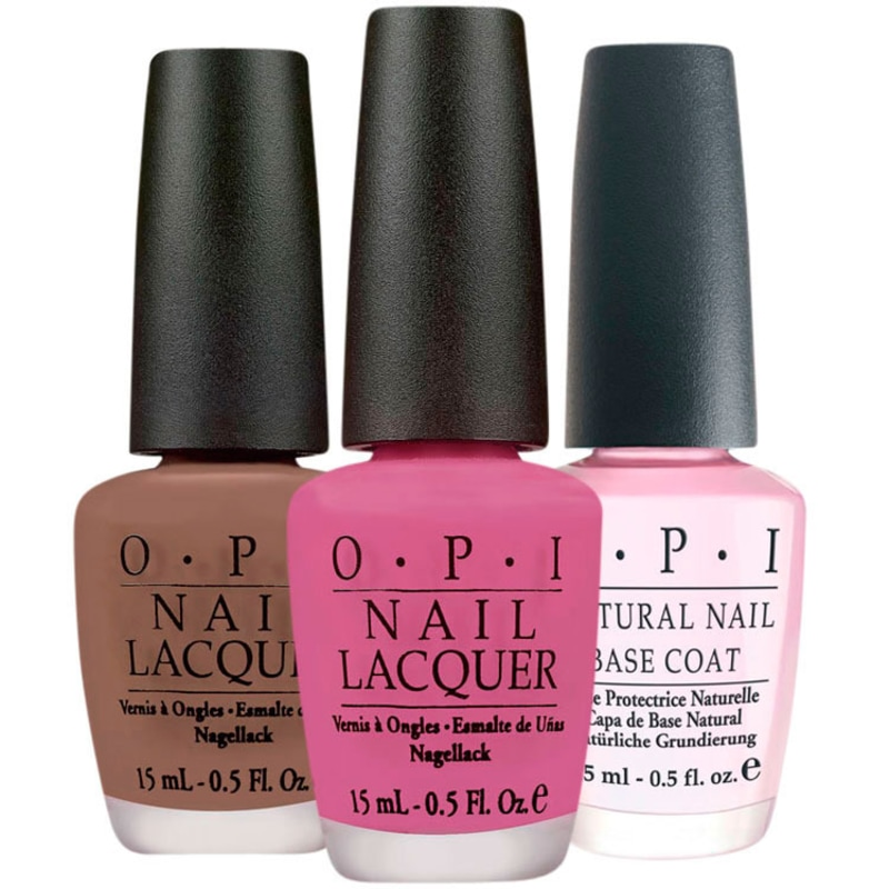 Kit OPI Over Cowboys (3 produtos)