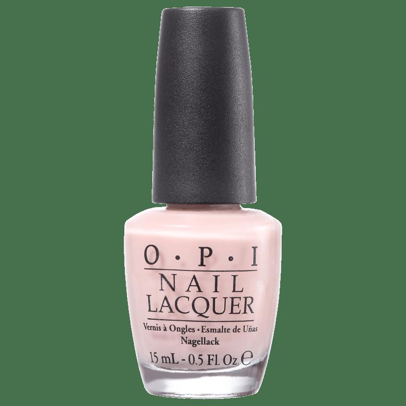 OPI Clássicos Makes Men Blush - Esmalte Cremoso 15ml