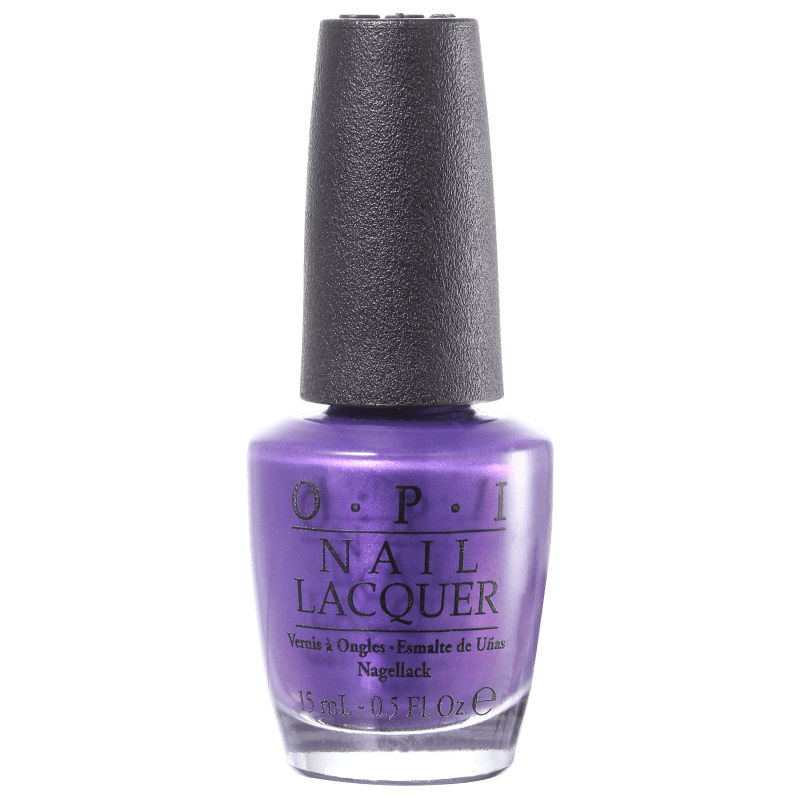 OPI Clássicos Purple With a Purpose - Esmalte Cintilante 15ml