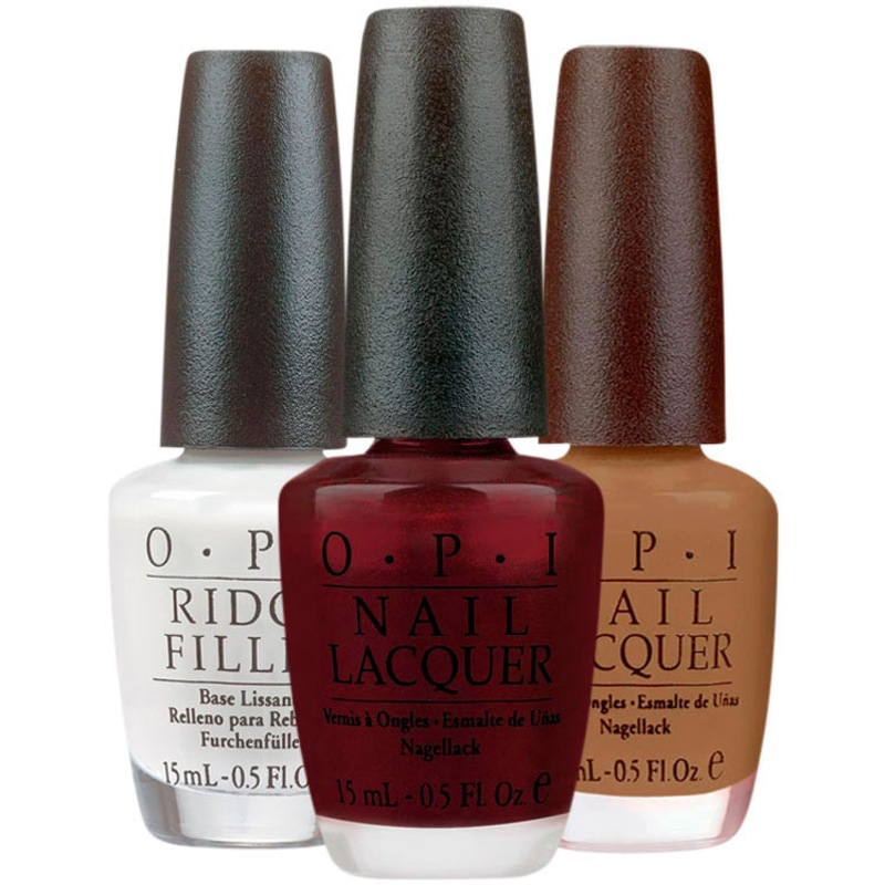 OPI Jacques Filler In Moscow Kit (3 Produtos)