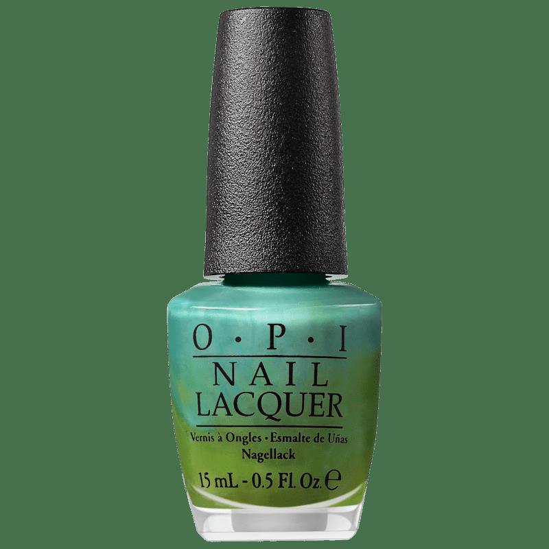 OPI Jade is the New Black - Esmalte Cremoso 15ml