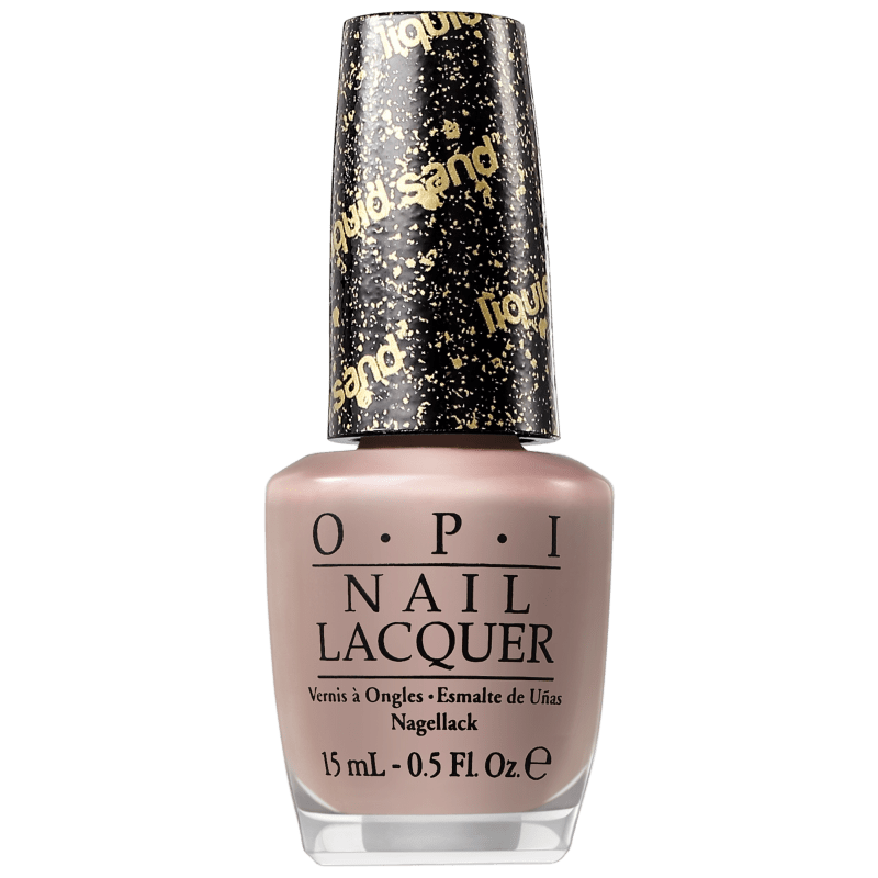 OPI Liquid Sand It's All San Andreass Fault - Esmalte Cremoso 15ml