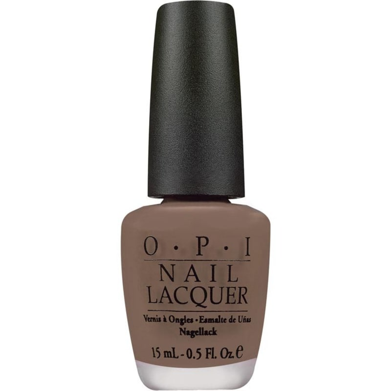 OPI Clássicos Over The Taupe - Esmalte Cremoso 15ml
