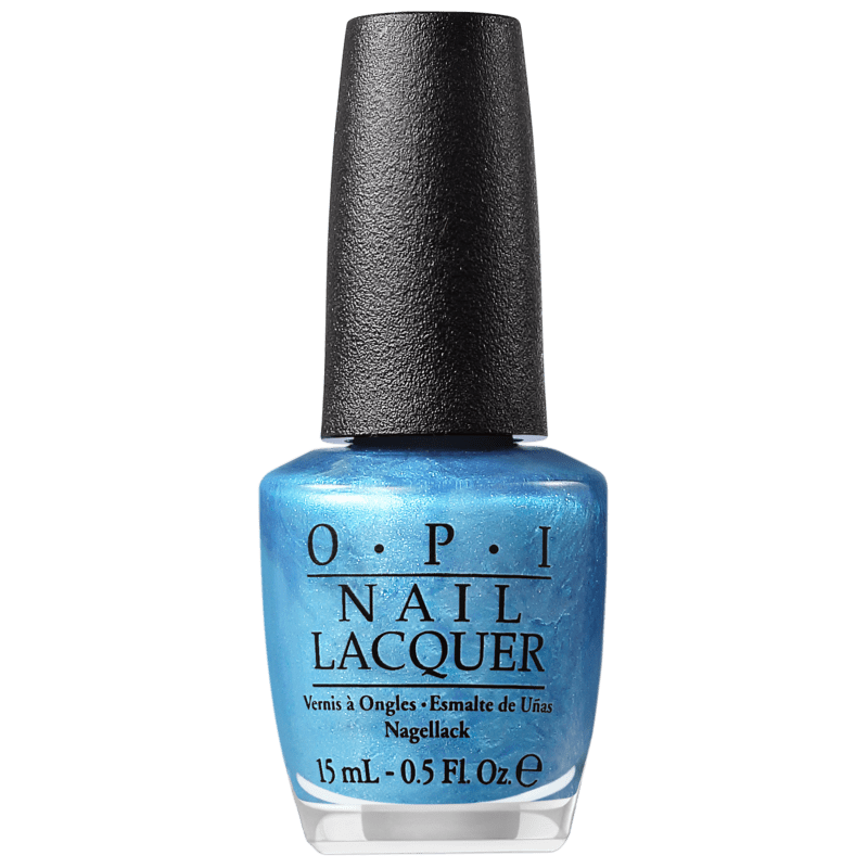 OPI Teal the Cows Come Home - Esmalte Metálico 15ml