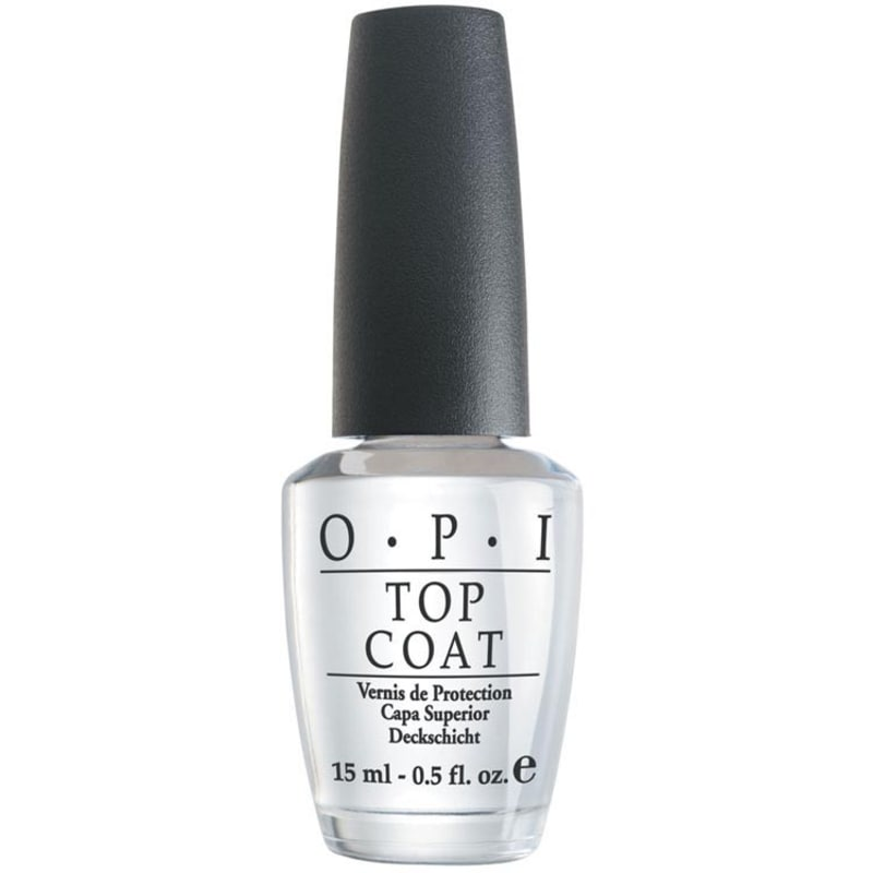 OPI Top Coat - Base Extrabrilho 15ml