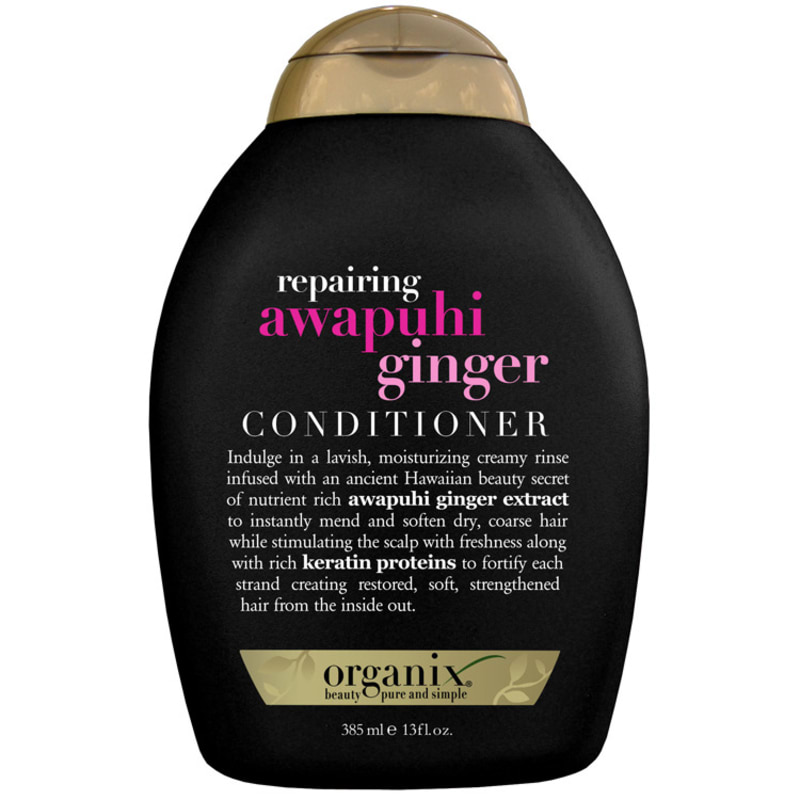 Organix Awapuhi Ginger Conditioner - Condicionador 385ml