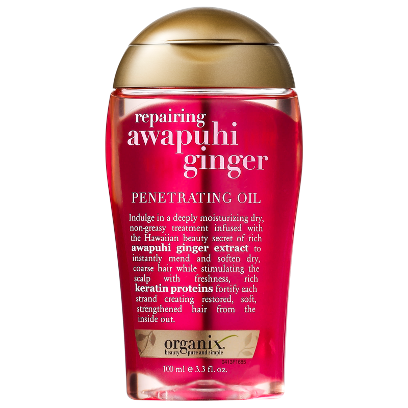 Organix Awapuhi Ginger Dry Styling Oil - Óleo Reparador 100ml