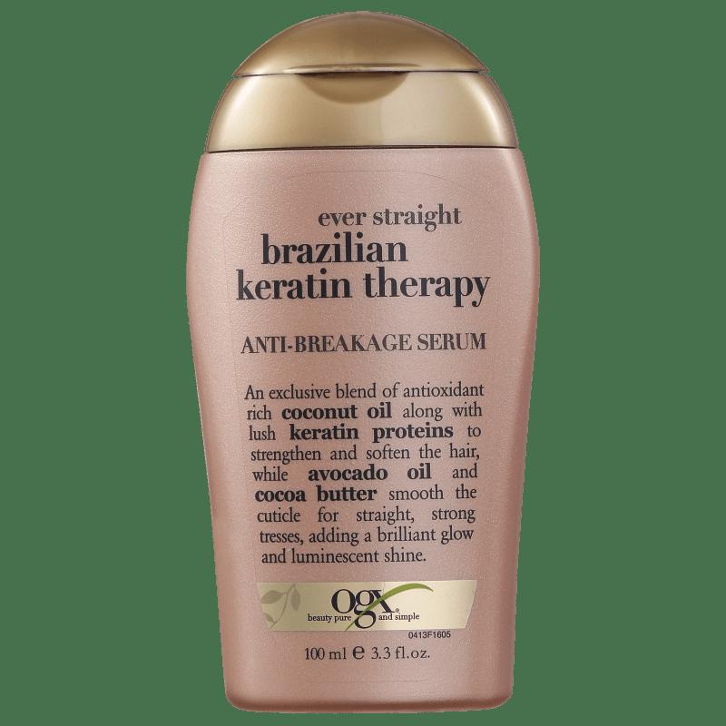 Organix Brazilian Keratin Therapy Anti-Breakage - Sérum 100ml