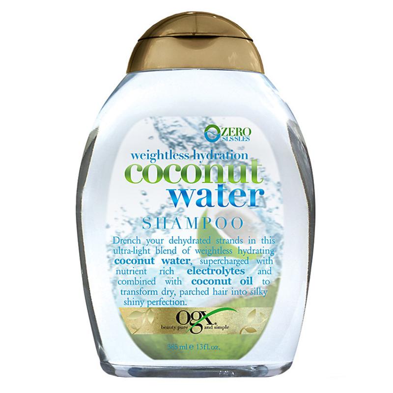 Organix Coconut Water - Shampoo 385ml