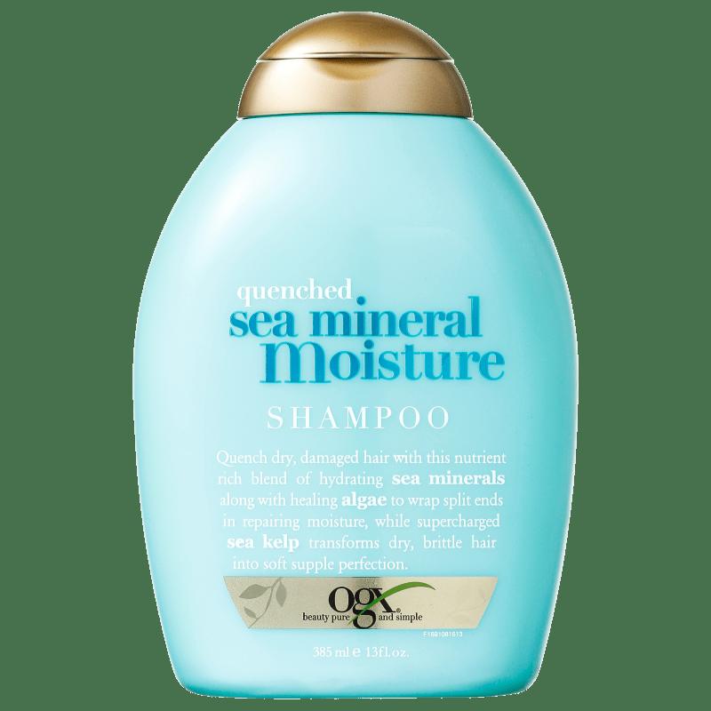 Organix Sea Mineral Moisture - Shampoo sem Sulfato 385ml