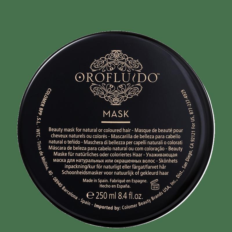 Orofluido Mask - Máscara de Nutrição 250ml
