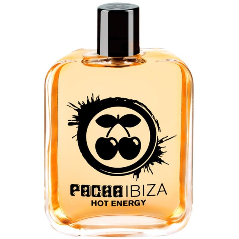 Pacha Ibiza Hot Energy Eau de Toilette - Perfume Masculino 30ml