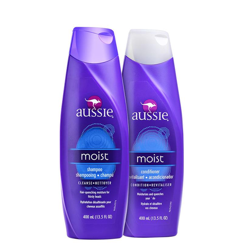 Aussie Moist Duo Kit (2 Produtos)