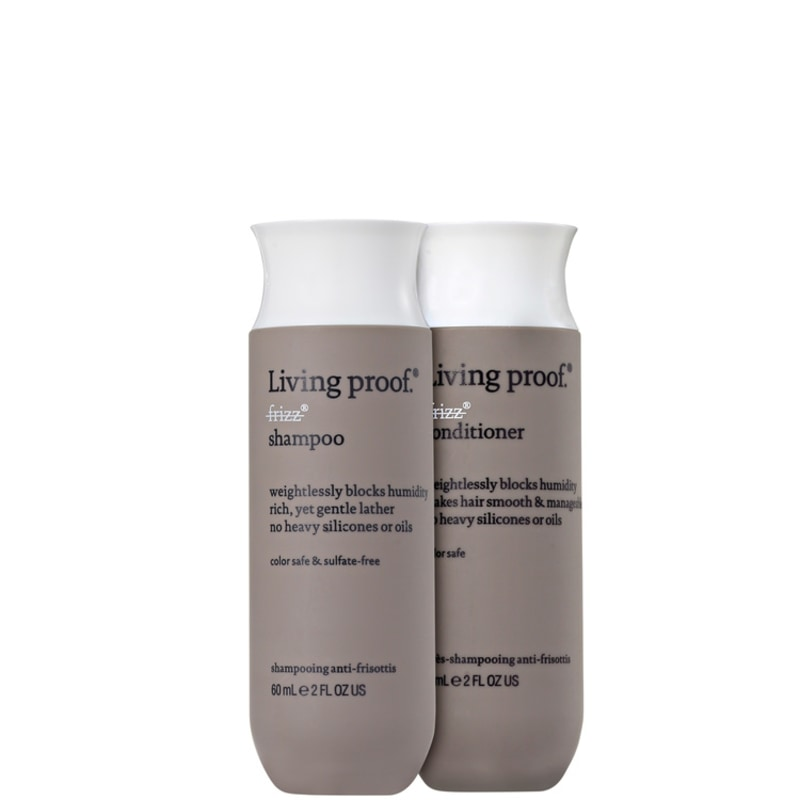 Living Proof No Frizz Mini Kit (2 Produtos)