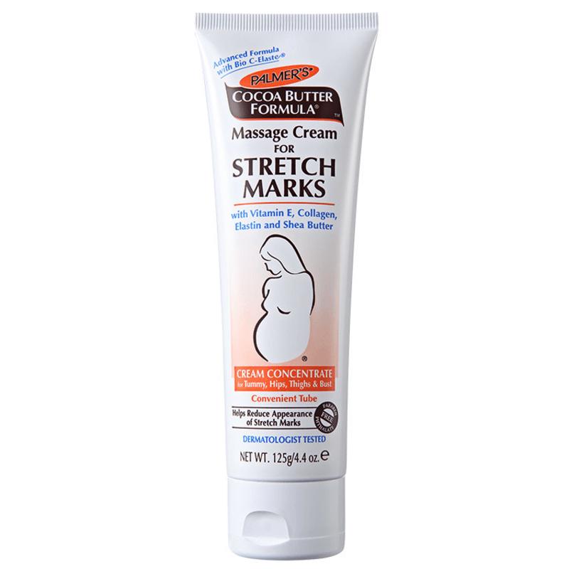 Palmer's Cocoa Butter Formula Massage Cream for Stretch Marks - Creme de Massagem Antiestria 125g