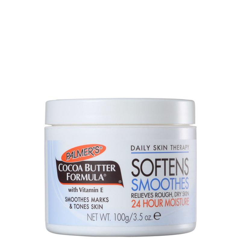 Palmer's Cocoa Butter Formula Solid Balm Softens Rough, Dry Skin - Bálsamo Hidratante 100g