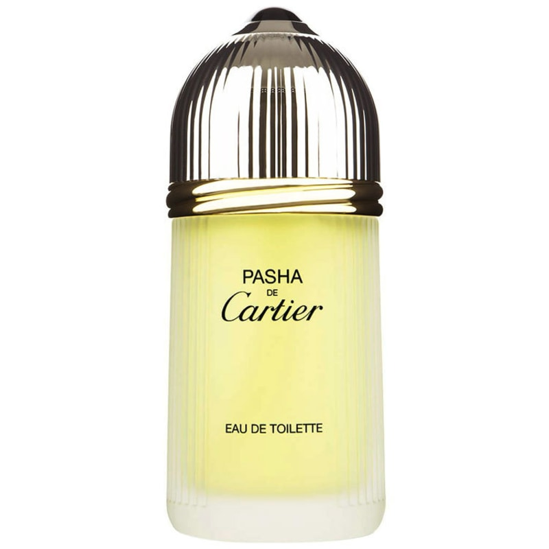 Pasha de Cartier Eau de Toilette - Perfume Masculino 100ml # belezanaweb