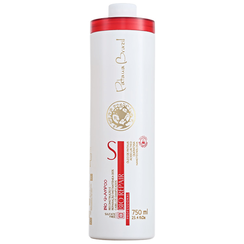 Pataua Brazil Bio Repair - Shampoo 750ml