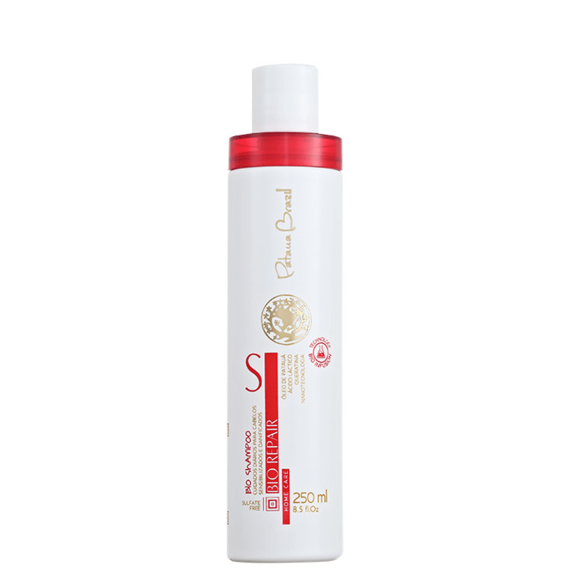 Pataua Brazil Bio Repair - Shampoo 250ml