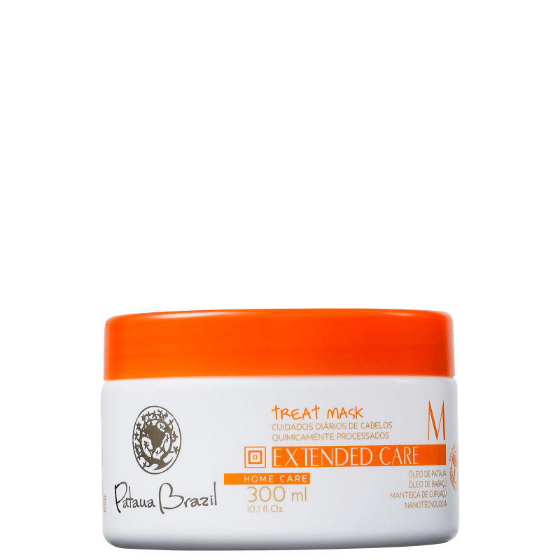Pataua Brazil Extended Care - Máscara de Nutrição 300ml