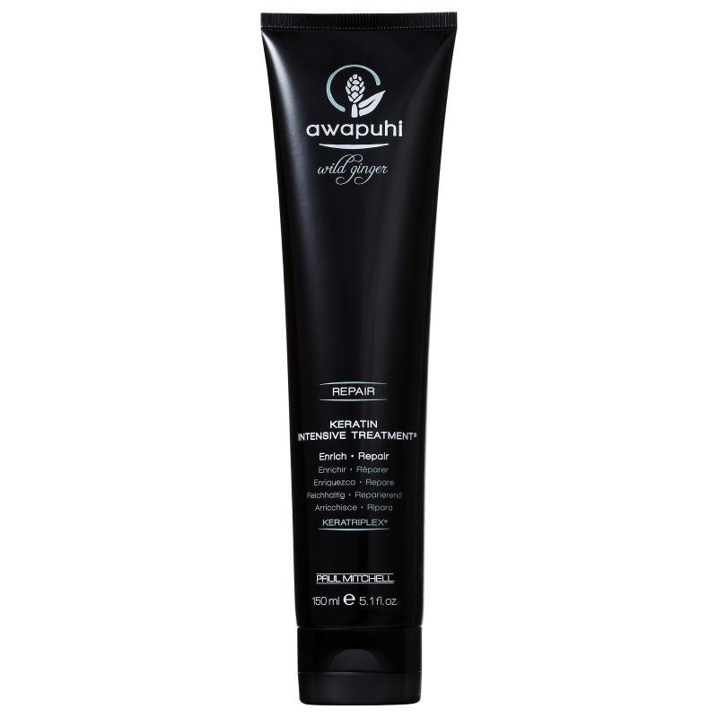 Paul Mitchell Awapuhi Wild Ginger Keratin Intensive Treatment - Tratamento 150ml