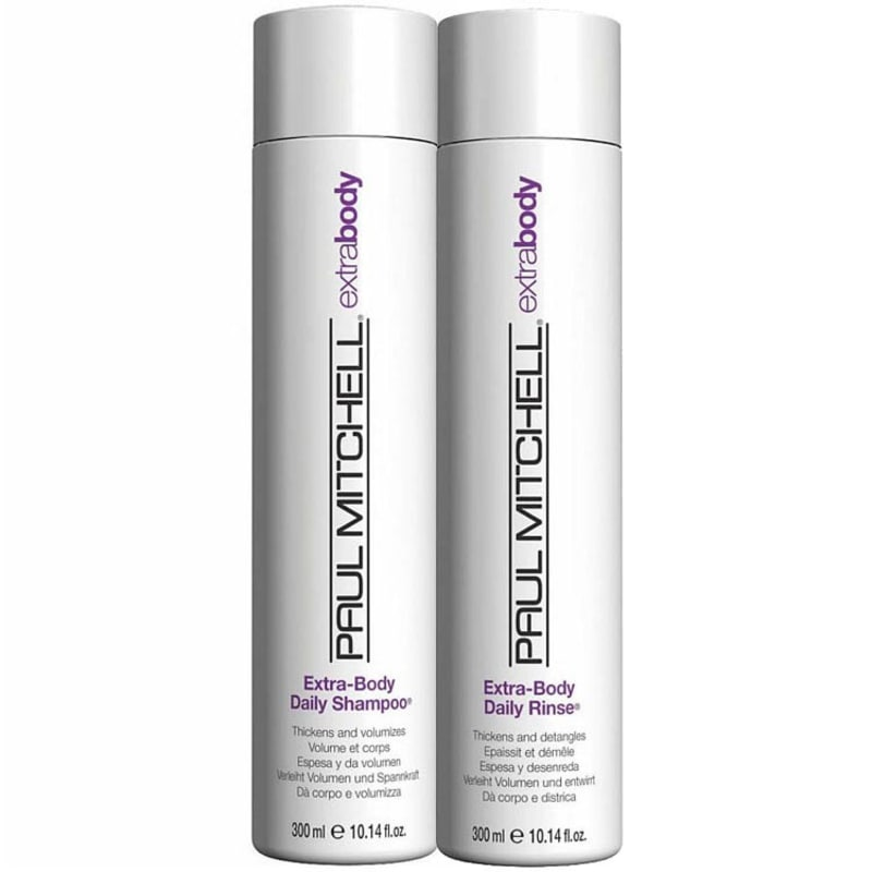 Paul Mitchell Extra Body Duo Kit (2 Produtos)