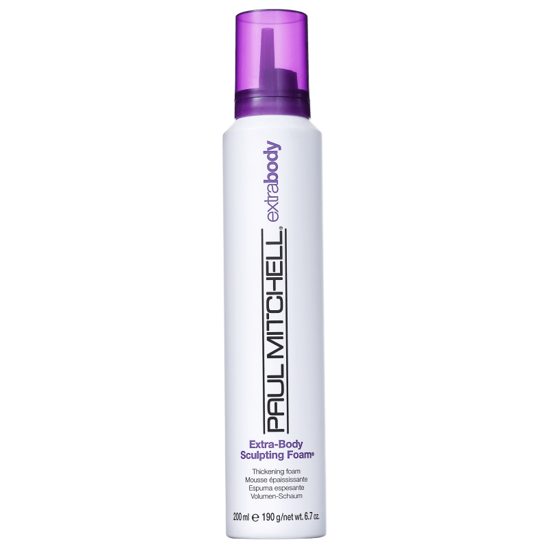 Paul Mitchell Extra-Body Sculpting Foam - Modelador 200ml