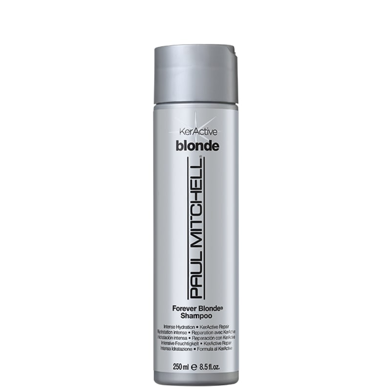 Paul Mitchell Forever Blonde - Shampoo sem Sulfato 250ml