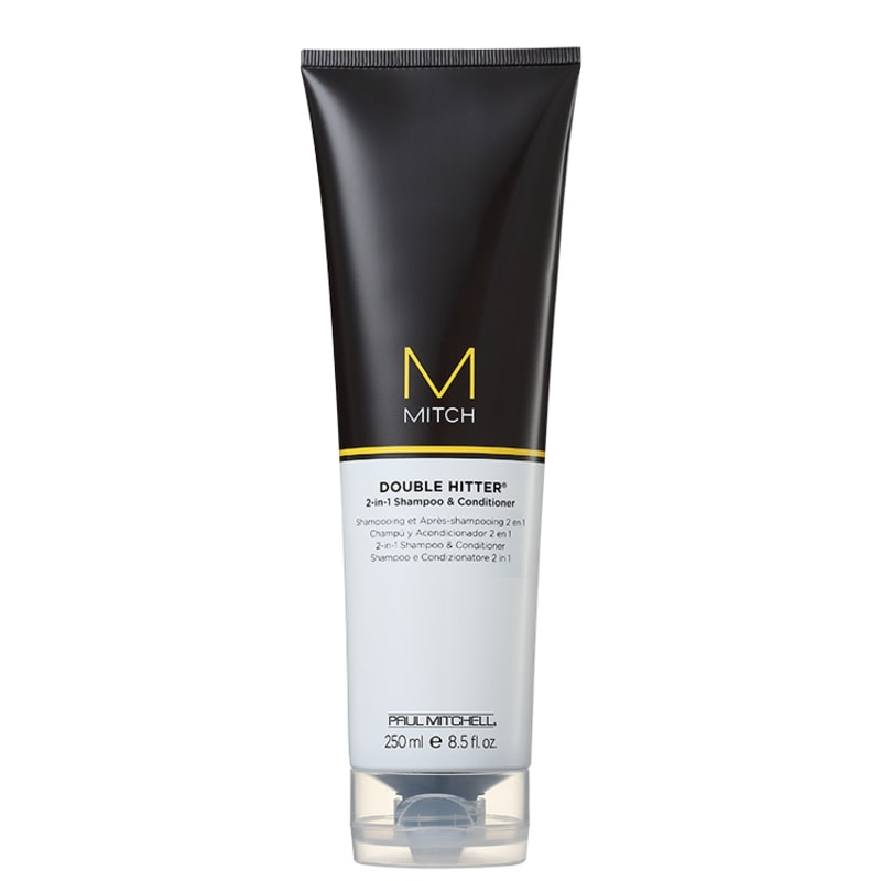 Paul Mitchell Mitch Double Hitter - 2 em 1 Shampoo e Condicionador 250ml